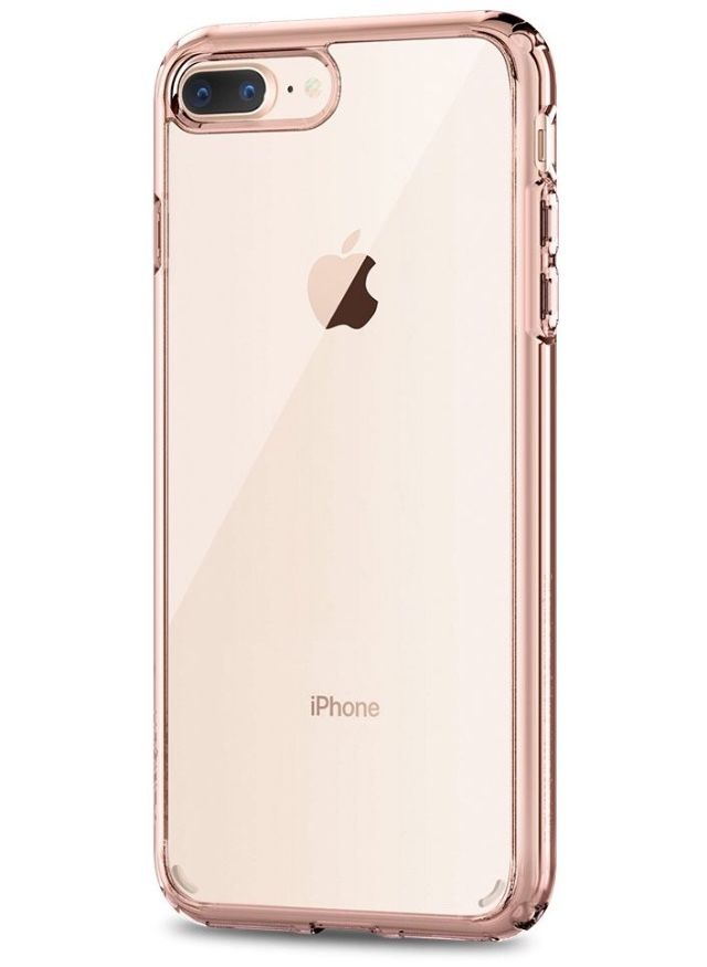 Spigen Ultra Hybrid Iphone 8 Plus Clear Case Rose Crystal 13 99 Apple Phone Case Iphone Apple Phone
