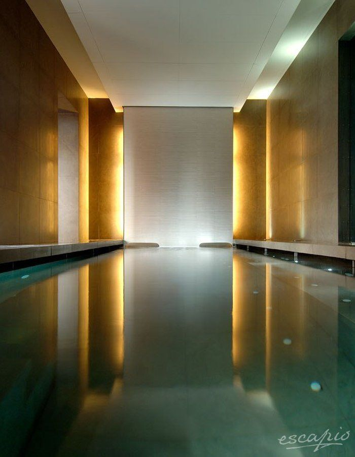 Spa des Hotel Omm in Barcelona. Spanien - Katalonien   Spain ...