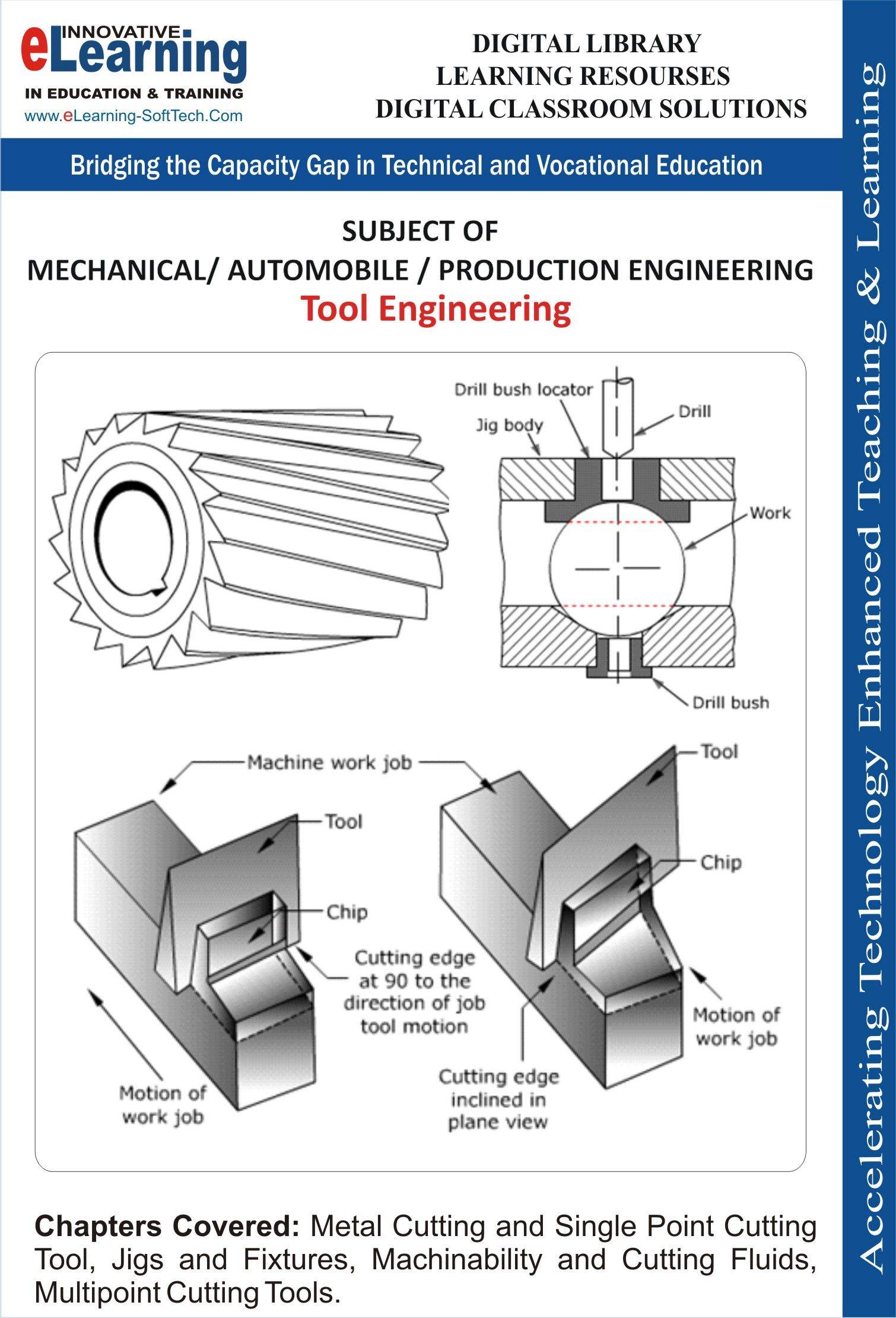 Elearning Software Solution For Tool Engineering