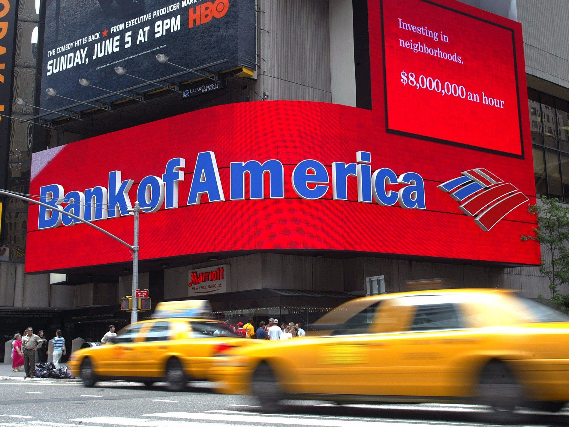 Bank Of America Just Revealed Its New Travel Rewards Credit Card
