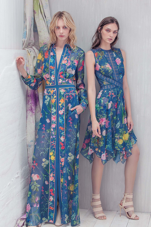 Tadashi Shoji Resort 2017 Fashion Show
