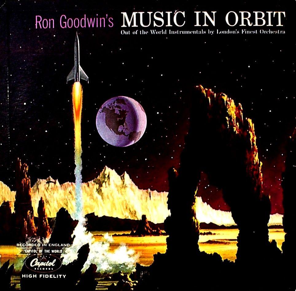 Ghaas 1950s Space Age Lps Vintage Science Fiction Cd