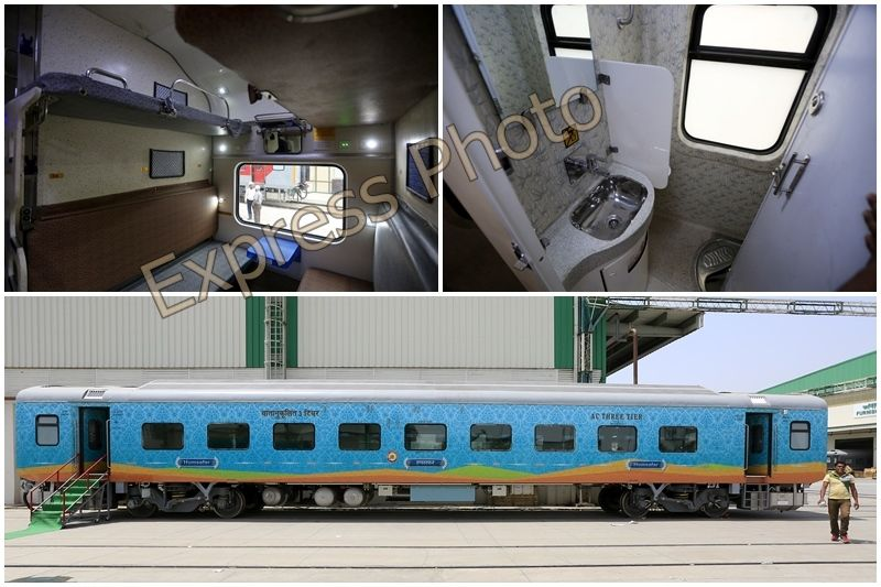2017 Has Seen The Culmination Of Prabhu S Efforts Indian Railway Train Train Indian Railways