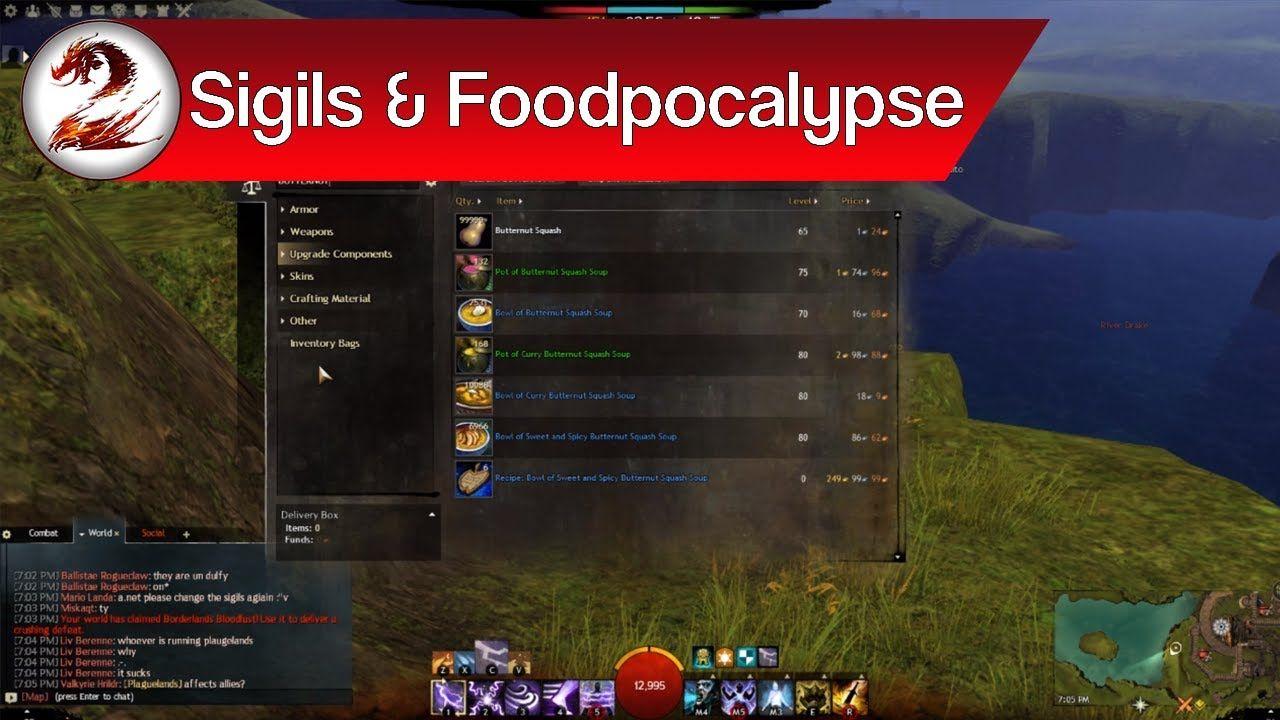 Guild Wars 2 New Necromancer Elite Skill Plaguelands Rip Seaweed Salad Guild Wars Guild Wars 2 Necromancer
