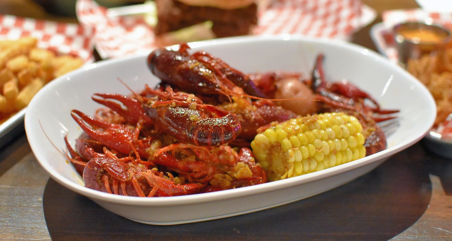 3 Mardi Gras crawfish recipes #cajundishes