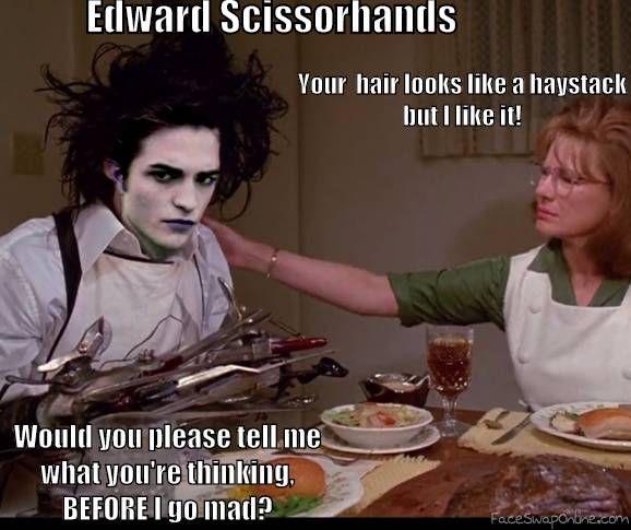 Edward Scissorhands With Images Edward Scissorhands Edward