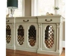 furniture style dog crates. Southern Exposure. Crate FurnitureOld FurnitureRetro FurnitureRepurposed FurnitureFurniture IdeasFurniture StylesDog Furniture Style Dog Crates S