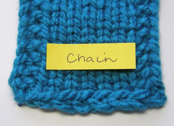 Choices In Cast Ons Bind Offs Detailed Comparisons Of Popular