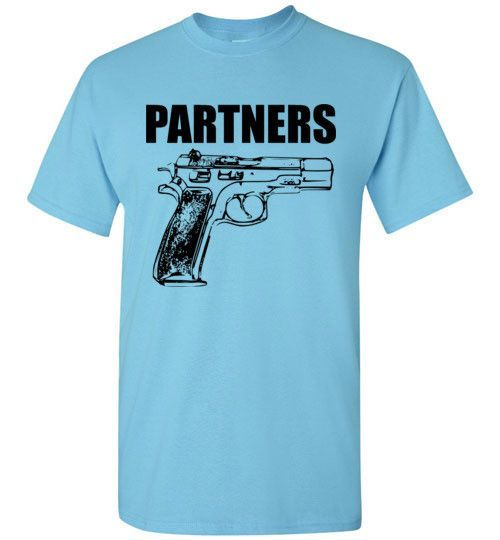 Partners In Crime Best Friends Shirt 1