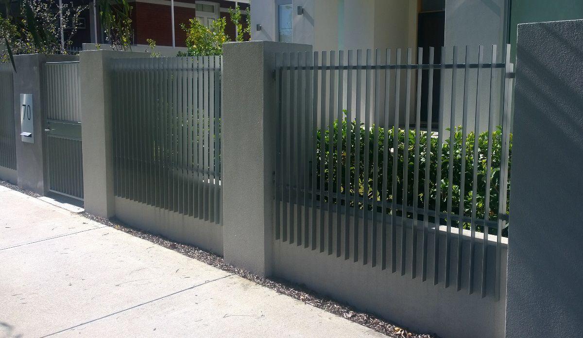 Fences u balustrades yellow metal perth haus pinterest perth