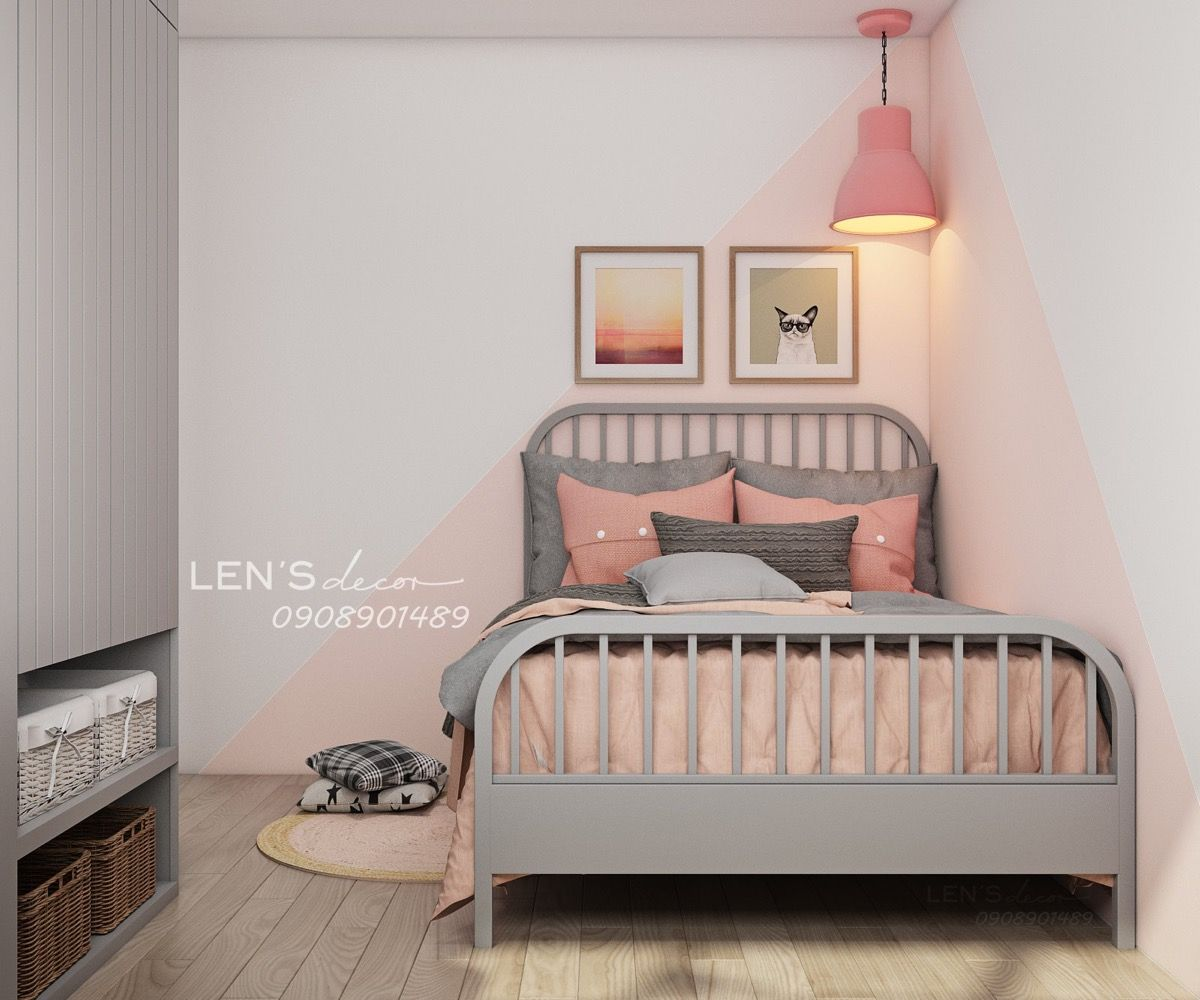 Pastel Colors Kids Room: 40 Awesome Kids' Rooms That Use The Pastel Color Palette
