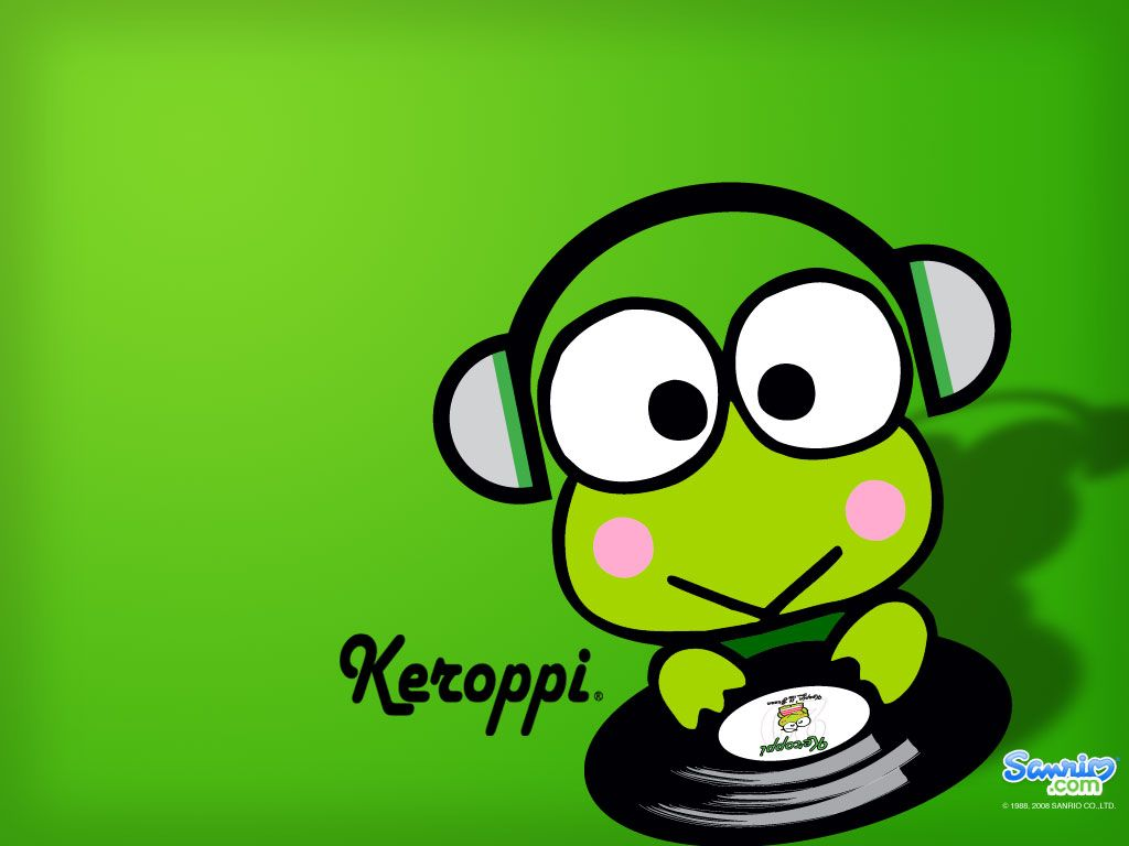 Wallpaper iphone keroppi - Explore Sanrio Characters Wallpaper Backgrounds And More