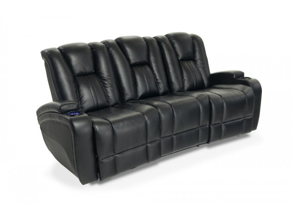 Chandler Power Reclining Sofa Bob S Discount Furniture