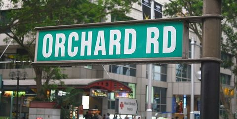 Orchard Road Sat Here Right Now Drinking Iced Lemonade At The Coffee Bean Not A Half Bad Day Orchard Road Singapore Singapore Visit Singapore