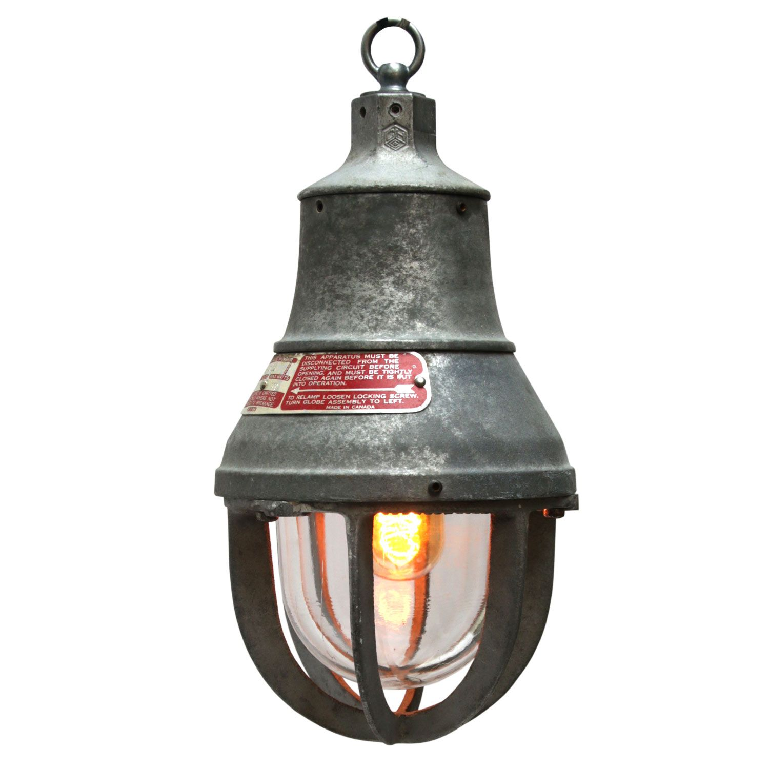 Crouse hinds bully lights 360volt the biggest collection crouse hinds bully lights 360volt the biggest collection vintage industrial lighting specialized arubaitofo Choice Image