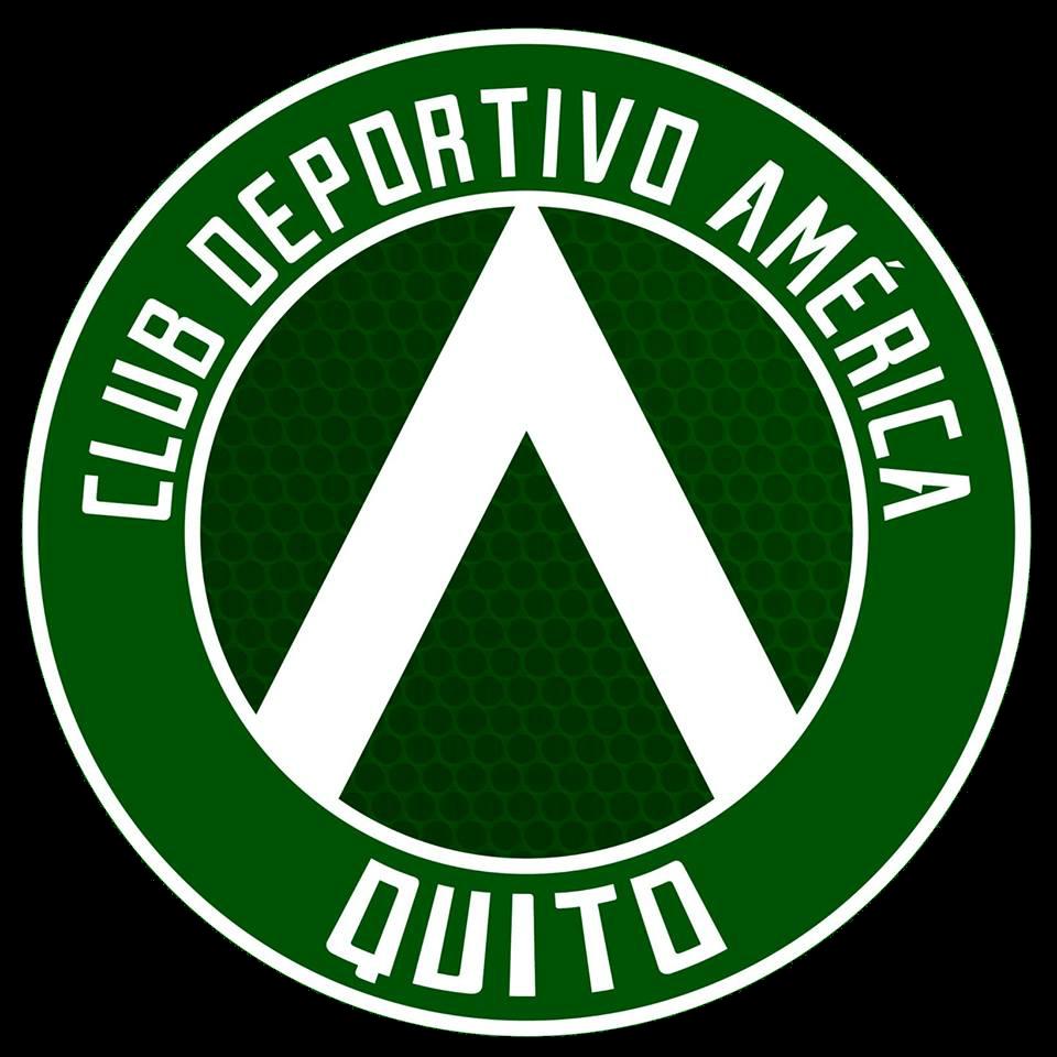 America De Quito Logo Football Logo Club Sports Logo