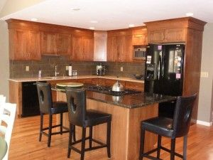 10 x 10 kitchen with island terms updated kitchens 10 x for 10x10 kitchen designs photos