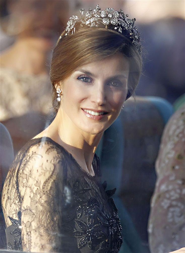 Letizia, The Princess of Asturias