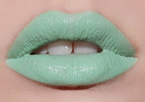 Lime Crime Lipstick - Mint to Be