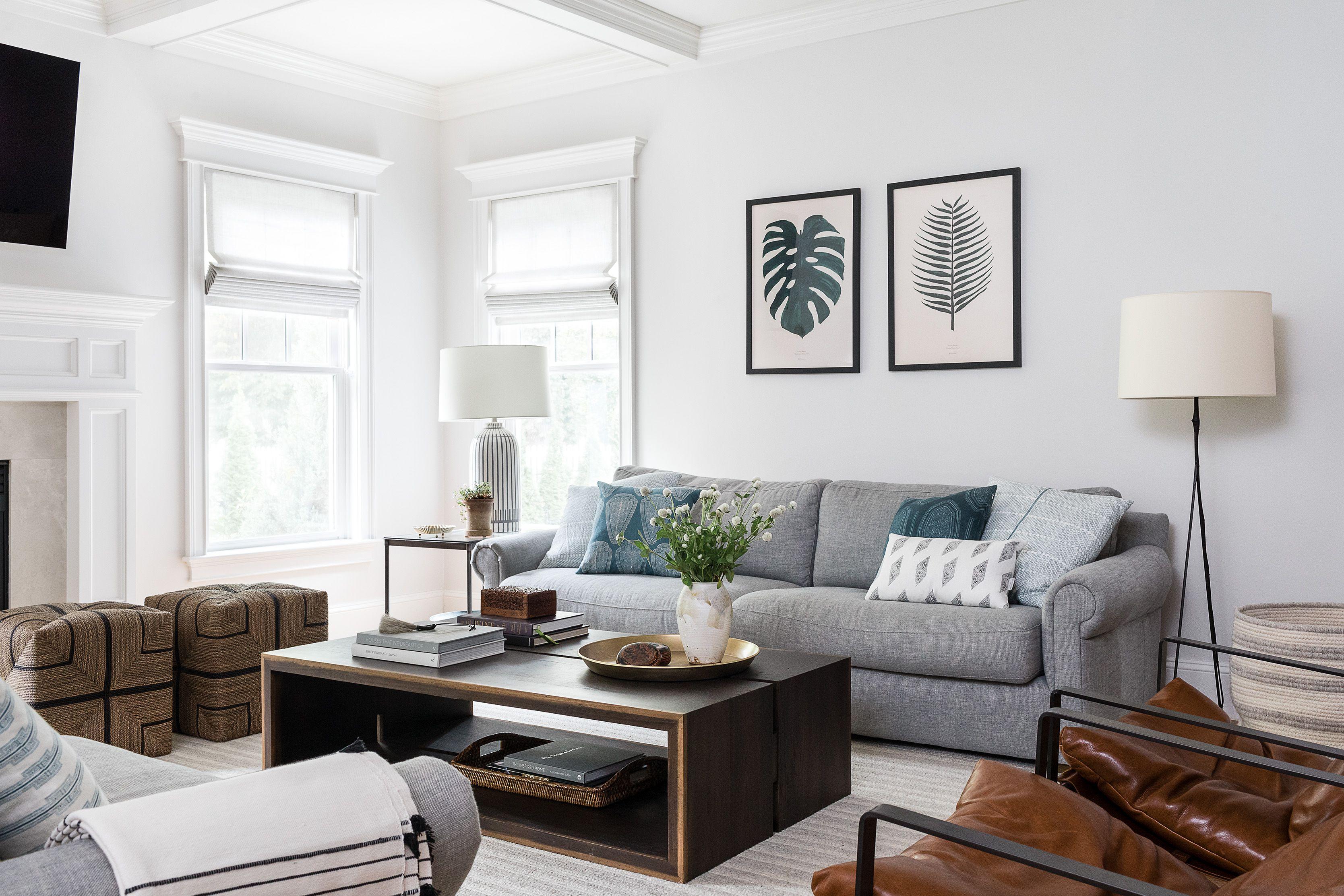 Boston Based Thayer Design Studio, Living Room Boston