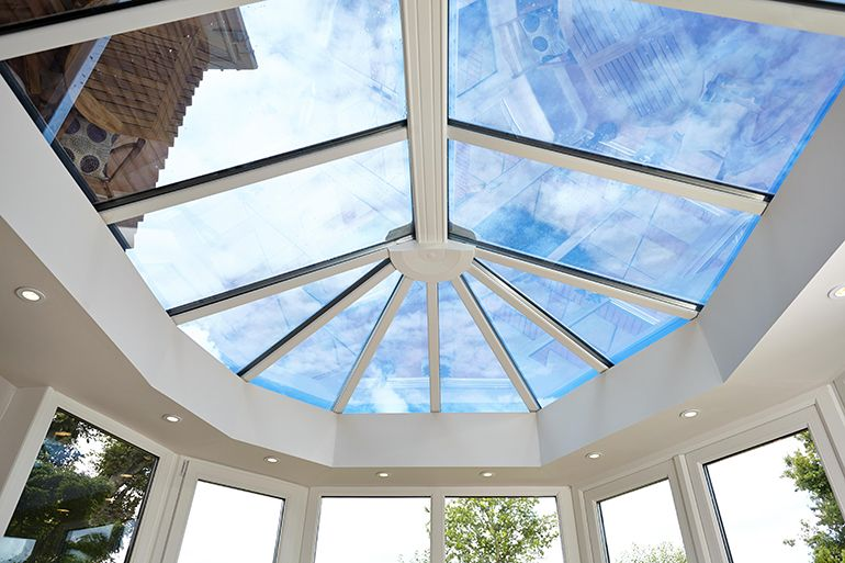 How To Clean A Conservatory Roof Safely Conservatory Roof Orangery Conservatory