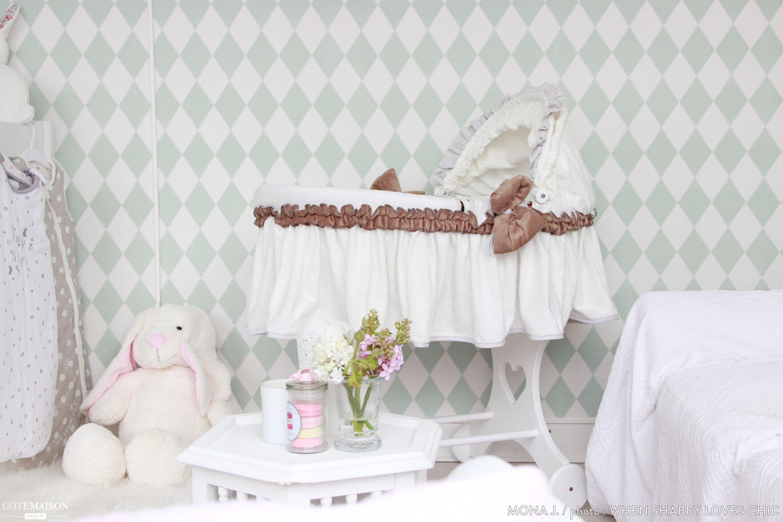 Chambre De Petite Fille D Cor E Dans Un Style Scandinave Ch Teaux
