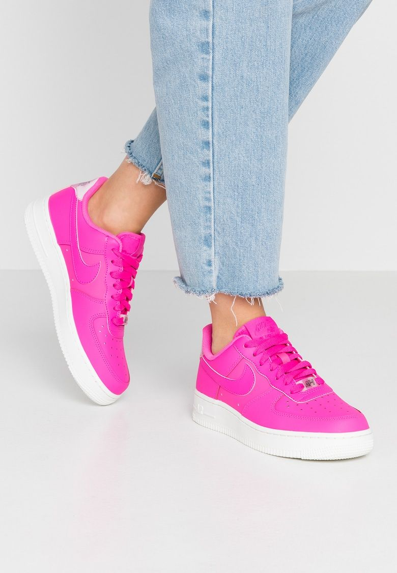 air force 1 rosa basse