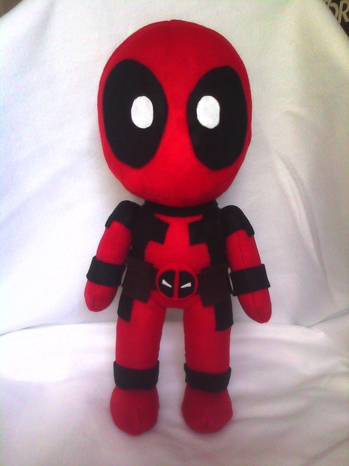 Deadpool Bettwäsche Deadpool Plushie Stuffed And Things Plushies Deadpool Plush