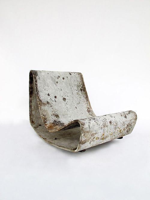 pamelamakin: Willy Guhl / Loop chair