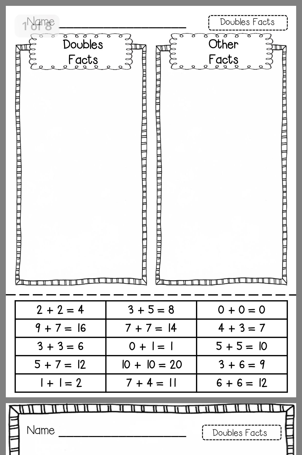 Pin By Jonalyn Spalding On Math Fluency
