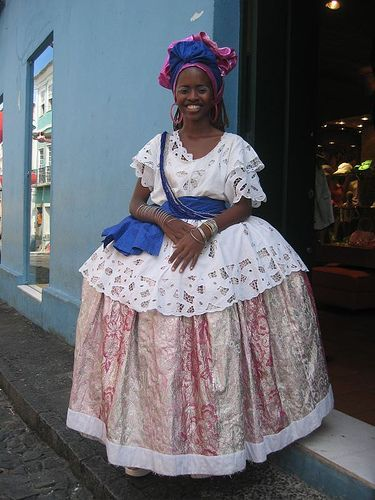 What are some traditional Brazilian clothing?