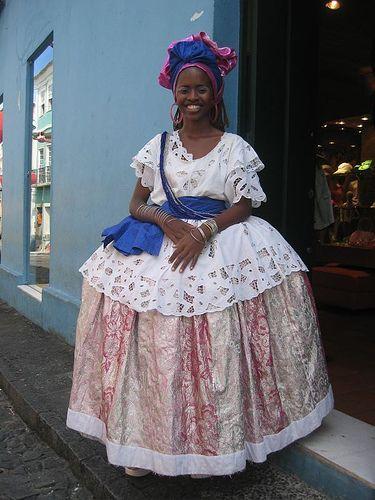 American Brazilian Dress