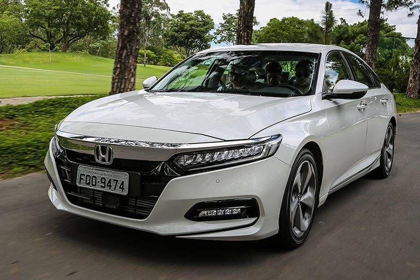 Impressões novo Honda Accord ganha motor turbo e condução