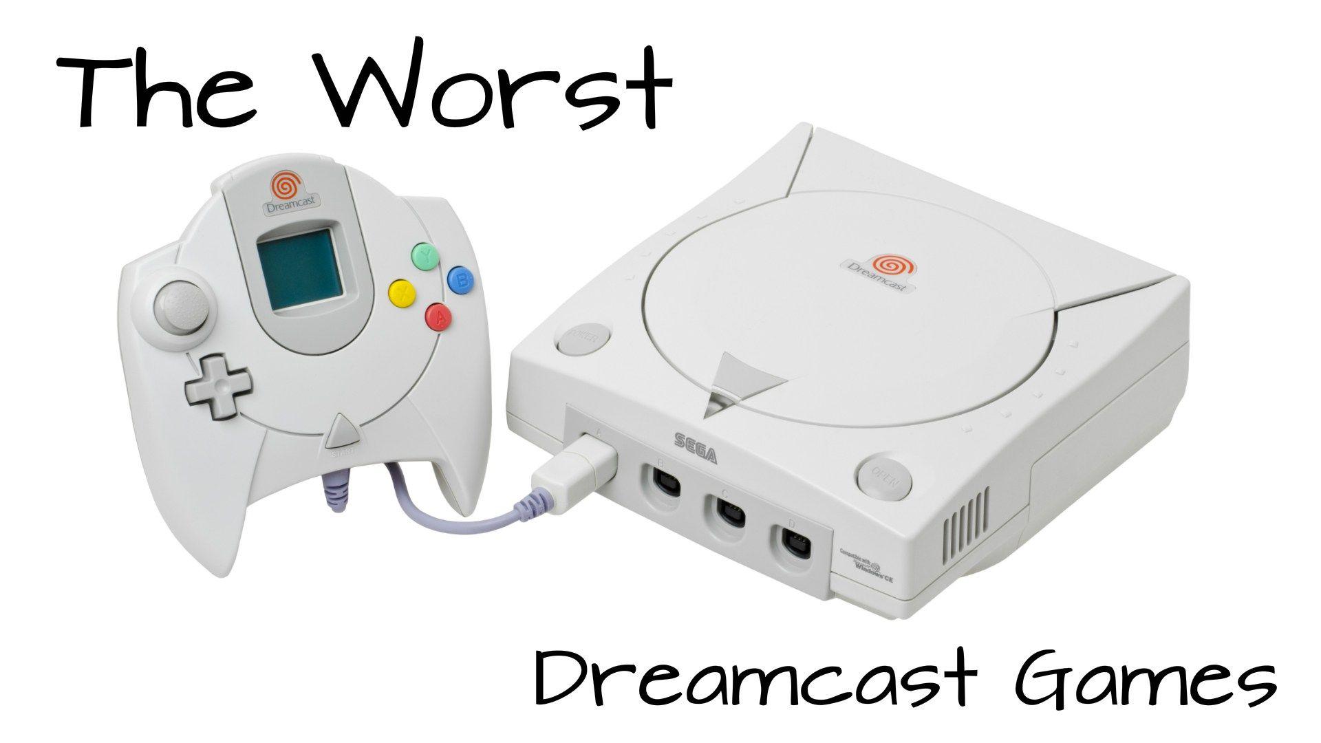 worst dreamcast games | Video Games | Pinterest | Sega