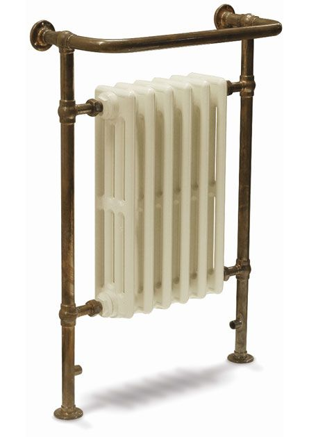 Broughton Heated Towel Rail Copper GUEST SUITE – Heated Towel Rails for Bathrooms
