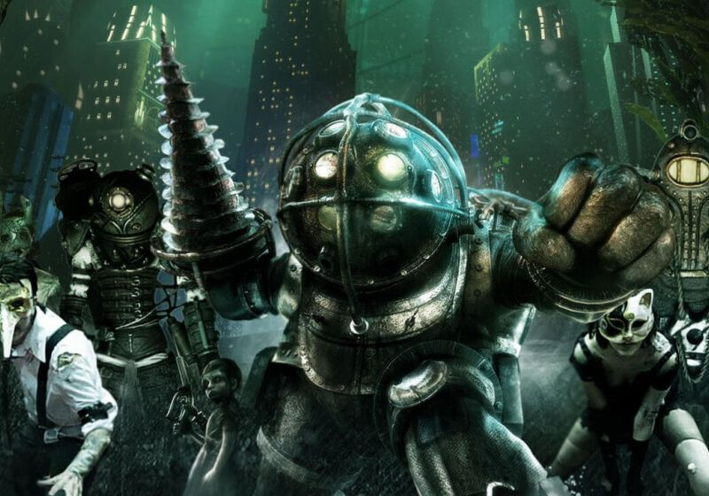 Bioshock Is Celebrating Its 10 Year Anniversary With A 200 Collector S Edition Bioshock Bioshock Collection Bioshock Remastered