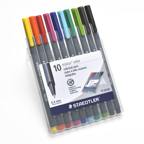 Staedtler Markers Pencils Staedtler Triplus Rollerball Pen