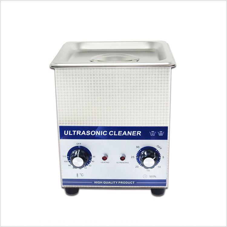 01 JP-010 Ultrasonic Cleaner 1 6L 60W Cellphone Eyeglass