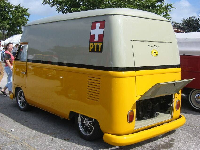 high roof ptt vw combi split