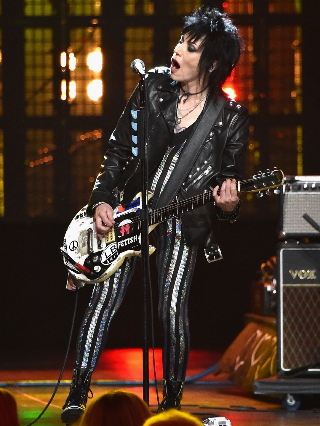 Green Day Ringo Rock Hall Of Fame Ceremony Joan Jett Rock And Roll Joan