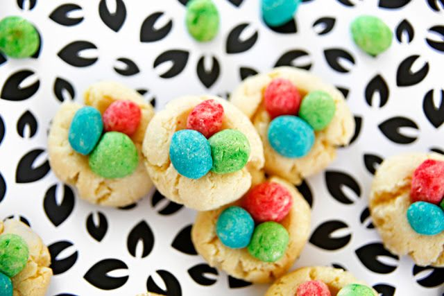 Recipe Cream Cheese Easter Nest Dog Cookies Dog Cookies