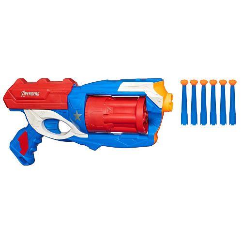 The #Avengers #CaptainAmerica Brigade Blaster