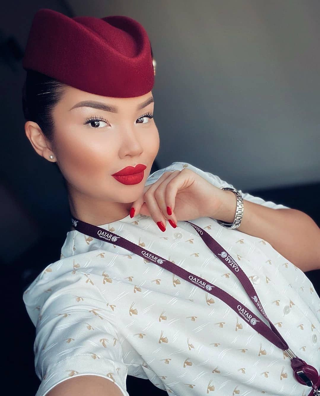 252 Likes, 3 Comments QR CREW QATAR AIRWAYS CREW