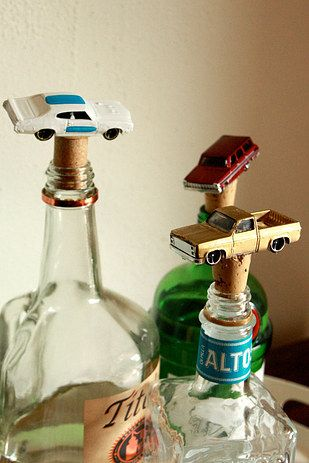 27 Awesome Diy Projects For People Who Love To Drink Diy Bottle Stoppers Wine Stopper Diy Diy Bottle