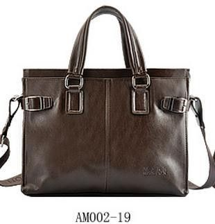 2015 NEW ARRIVED man Briefcase HOT SELL Shoulder bag,handbag,Men Travel Bags,13 computer Business bag,Leather Men Messenger bag