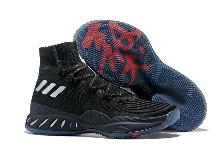 "cheap for discount a808e 391bf Ren Zhe x adidas Crazy Explosive 2017 ""Chinese New Year"" Black White"