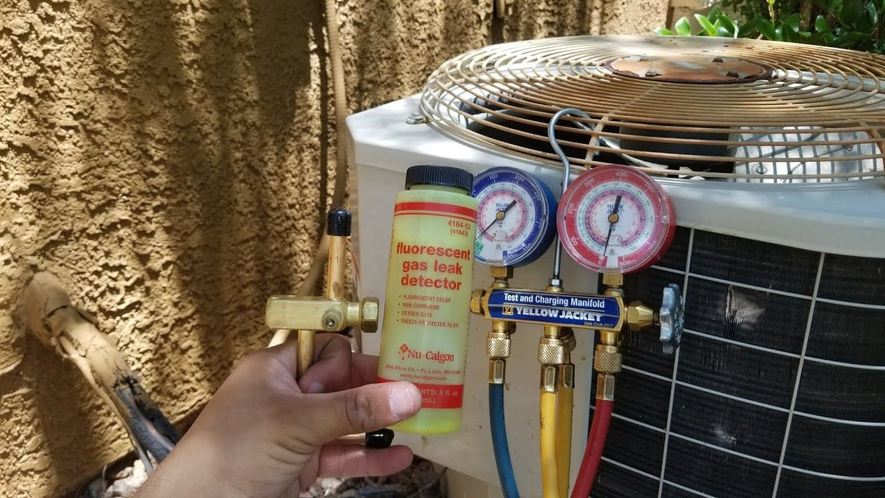 Low Refrigerant? Freon Leak? Check This First! YouTube