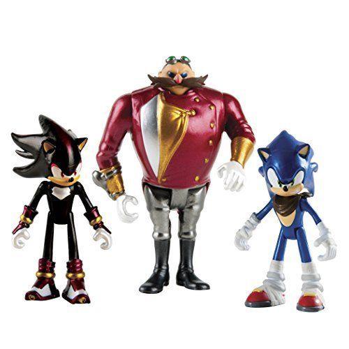 Sonic Boom 5 figure Multi-Figure Sonic the Hedgehog action figure Pack