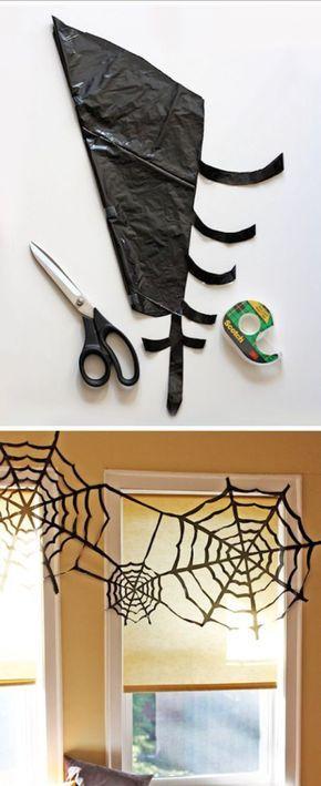 Halloween Party Ideas Homemade halloween decorations, Homemade - simple halloween decorations to make