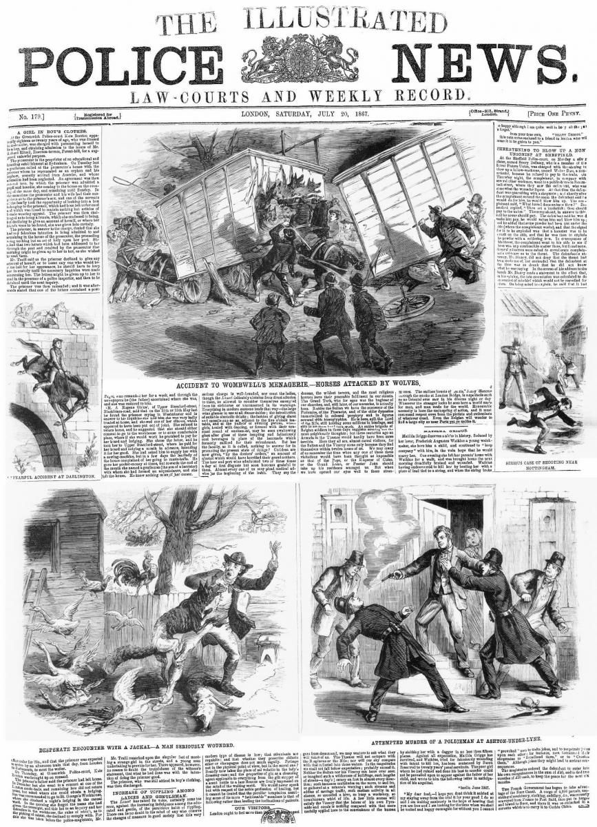 The Illustrated Police News Edition
